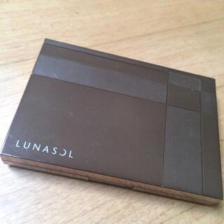 LUNASOL - ルナソル  パウダーファンデーションケース