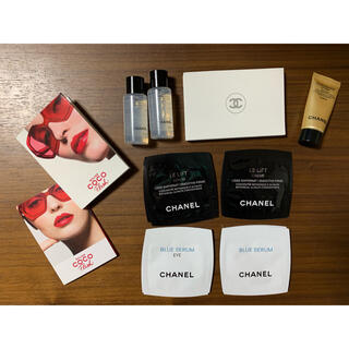 CHANEL - CHANEL💄sample set✨