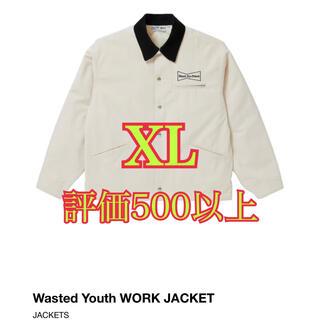ワークジャケット XL