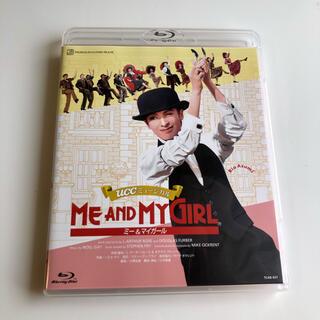 宝塚 花組 明日海りお ME AND MY GIRL Blu-ray