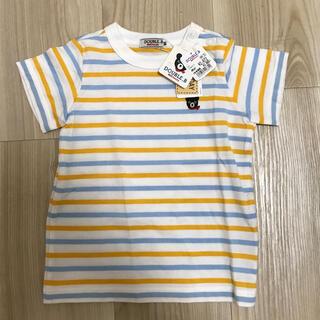 DOUBLE.B - MIKIHOUSE ダブルBTシャツ 80