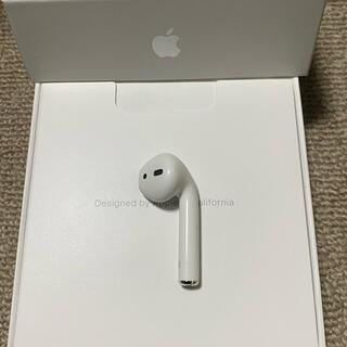 アップル(Apple)の美品 エアーポッズ AirPods 第一世代 R 右耳のみ(ヘッドフォン/イヤフォン)
