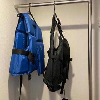 ロゴス(LOGOS)のライフジャケット2個セット(マリン/スイミング)
