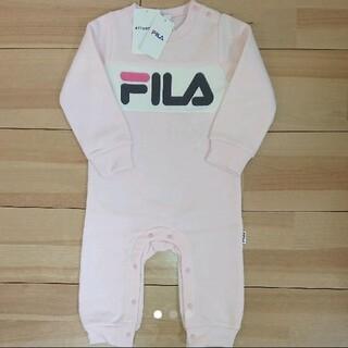 フィラ(FILA)の【新品未使用】FILA ロンパース 90(ロンパース)