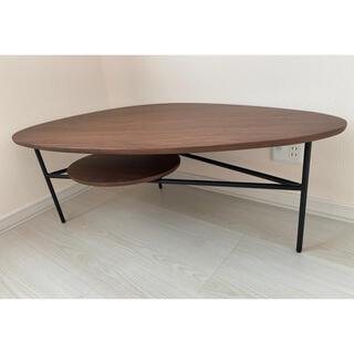 オオツカカグ(大塚家具)の新品 センター テーブル 家具 フランフラン ZARAHOME H&M(ローテーブル)