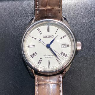 セイコー(SEIKO)の【SEIKO】セイコープレサージュ 琺瑯ダイアル(腕時計(アナログ))