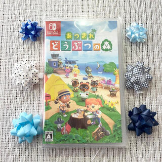 Nintendo Switch - 任天堂スイッチ『あつまれ どうぶつの森』Switch