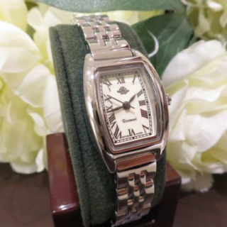 アガット(agete)のロゼモン シルバー 腕時計(腕時計)