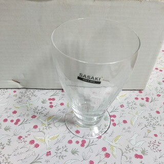 トウヨウササキガラス(東洋佐々木ガラス)の佐々木ガラス 新品未使用 ロマンティタンブラー(グラス/カップ)