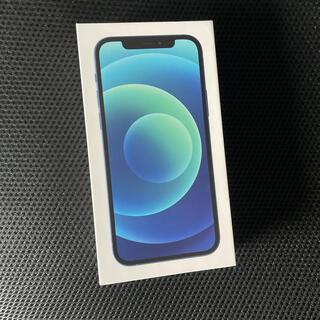 Apple - iPhone 12 128gb ブルー シムフリー