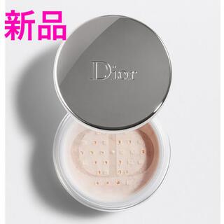 クリスチャンディオール(Christian Dior)のDior カプチュール ルースパウダー 【新品】(フェイスパウダー)