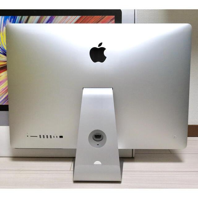 Apple(アップル)のApple iMac 5K i9 メモリ40GB SSD512GB Mojave スマホ/家電/カメラのPC/タブレット(デスクトップ型PC)の商品写真