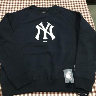 Kith x mlb Yankees crewneck(スウェット)