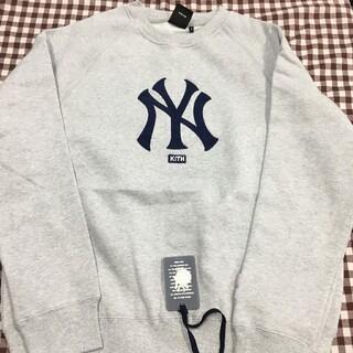 キース(KEITH)のKith x mlb Yankees crewneck(スウェット)