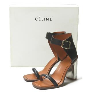celine - CELINE bambam Sandal 90 サンダル レディース