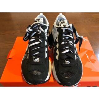 Sacai × Nike Vaporwaffle CV1363 001 26cm