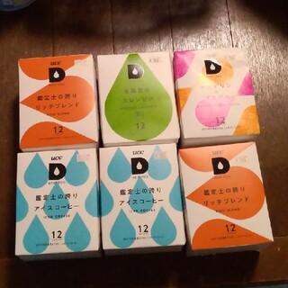 ユーシーシー(UCC)の新品□鑑定士の誇り  6箱 ドリップコーヒー ドリップポッド(コーヒー)