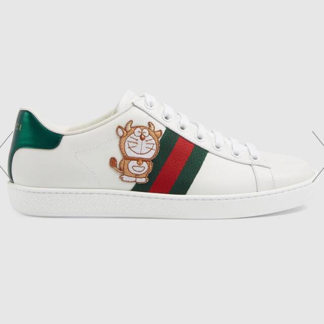Gucci(グッチ)のGUCCI x DORAEMON ウィメンズ スニーカー レディースの靴/シューズ(スニーカー)の商品写真