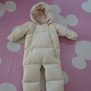 GAP 防寒 ダウン カバーオール ジャンプスーツ 80センチ