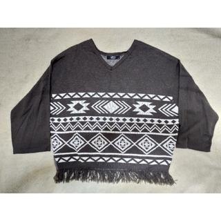 アズールバイマウジー(AZUL by moussy)のAZUL ニット セーター トップス レディース 服 Lサイズ 冬物 春物(ニット/セーター)