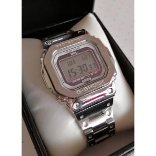 マーガレットハウエル(MARGARET HOWELL)のG-SHOCK G-5600E MHL. コラボ メタルフルカスタム(腕時計(デジタル))