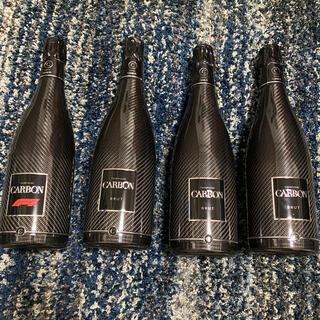 アルマンドバジ(Armand Basi)のカーボン シャンパン ダミーボトル 4本セット(シャンパン/スパークリングワイン)