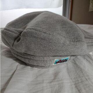 チャムス(CHUMS)の【CHUMS/チャムス】Hellowear スウェットベレー 杢グレー フリーサ(ハンチング/ベレー帽)