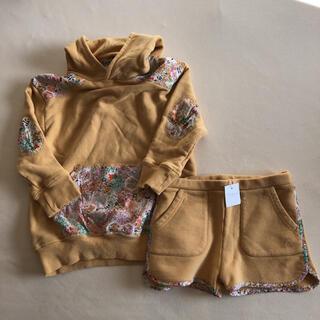 ボンポワン(Bonpoint)のボンポワン   パーカーセット 4a(Tシャツ/カットソー)
