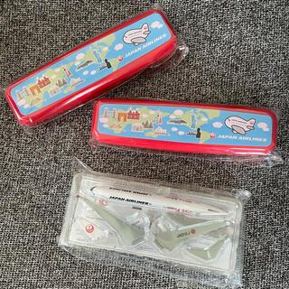 ジャル(ニホンコウクウ)(JAL(日本航空))のJAL 非売品 キッズ ノベルティ プラモデル (ノベルティグッズ)