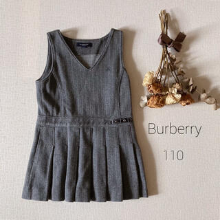BURBERRY - Burberry バーバリー きれい目上品なワンピース✾︎*̩̩̥୨୧˖