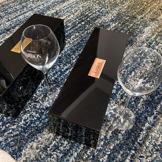 アルマンドバジ(Armand Basi)のカーボン シャンパングラス 箱付き 1個の値段です(シャンパン/スパークリングワイン)