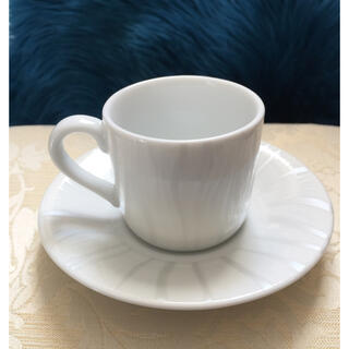 ロイヤルウースター(Royal Worcester)のロイヤルウースター エスプレッソカップ&ソーサー デミタスカップ&ソーサー (食器)