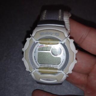 ベビージー(Baby-G)の★Baby-G・X-treme白CASIO★レディース(腕時計)