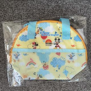 ディズニー(Disney)のDWE ディズニー英語システム オリジナル保冷バッグ(その他)