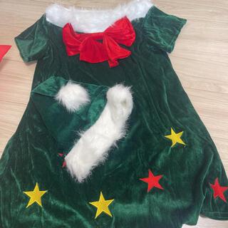 ボディライン(BODYLINE)のクリスマス ツリー コスプレ(衣装)