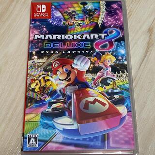 Nintendo Switch - 【新品・未開封】マリオカート8 デラックス Switch
