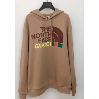 Gucci -  THE NORTH FACE x GUCCI オーバーサイズ パーカー M