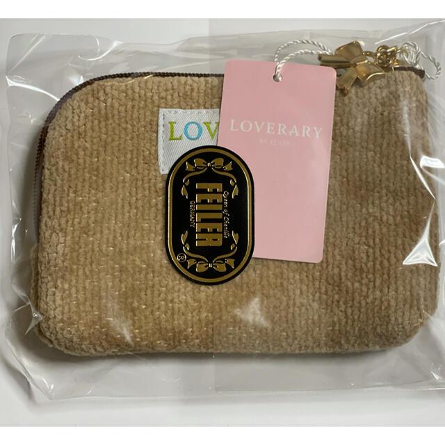 FEILER(フェイラー)のフェイラー ドアップテディ ポーチ レディースのファッション小物(ポーチ)の商品写真