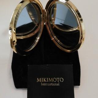 ミキモト(MIKIMOTO)のMIKIMOTO コンパクトミラー(ミラー)