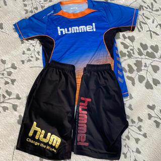 ヒュンメル(hummel)のhummel ヒュンメル シャツ、パンツ 160cm(ウェア)