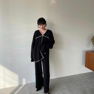 Ameri VINTAGE - CLANE セットアップ ブラック