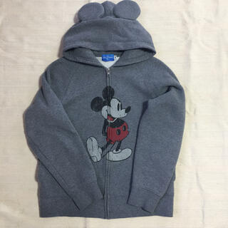 Disney - ディズニーリゾート ミッキーパーカー