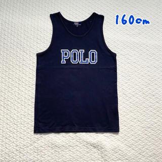 ポロラルフローレン(POLO RALPH LAUREN)の160★POLOタンクトップ(Tシャツ/カットソー)
