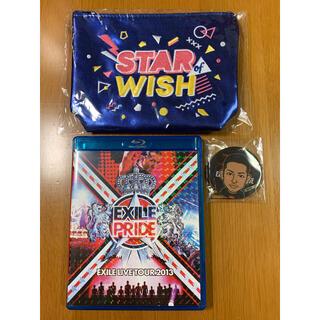 エグザイル(EXILE)のEXILE Blu-ray&ポーチ セット(ミュージシャン)