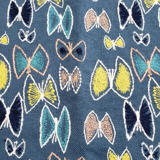 mina perhonen - ミナペルホネン skyflower ブルー