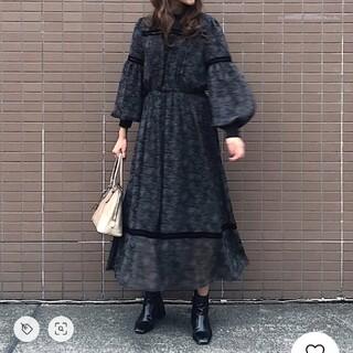 Ameri VINTAGE - Ameri vintage MELISSA SLENDER DRESS