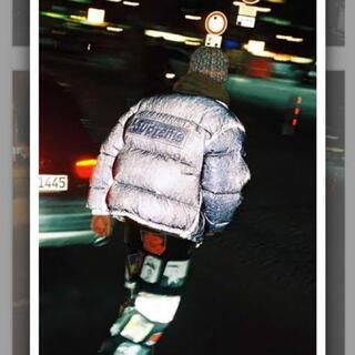 シュプリーム(Supreme)のReflective Speckled Down Jacket(ダウンジャケット)