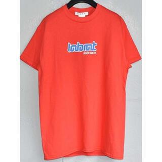LABRAT - カンナビスレディース LABRAT ラブラット disco logo Tシャツ