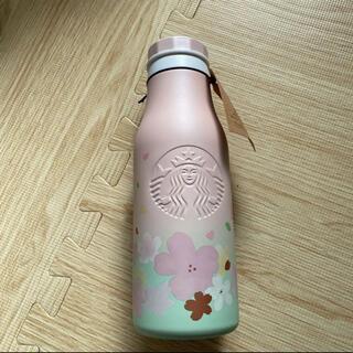 Starbucks Coffee - スターバックスサクラステンレスボトル