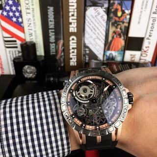 ROGER DUBUIS ロジェ・デュブイ 腕時計 メンズ 自動巻